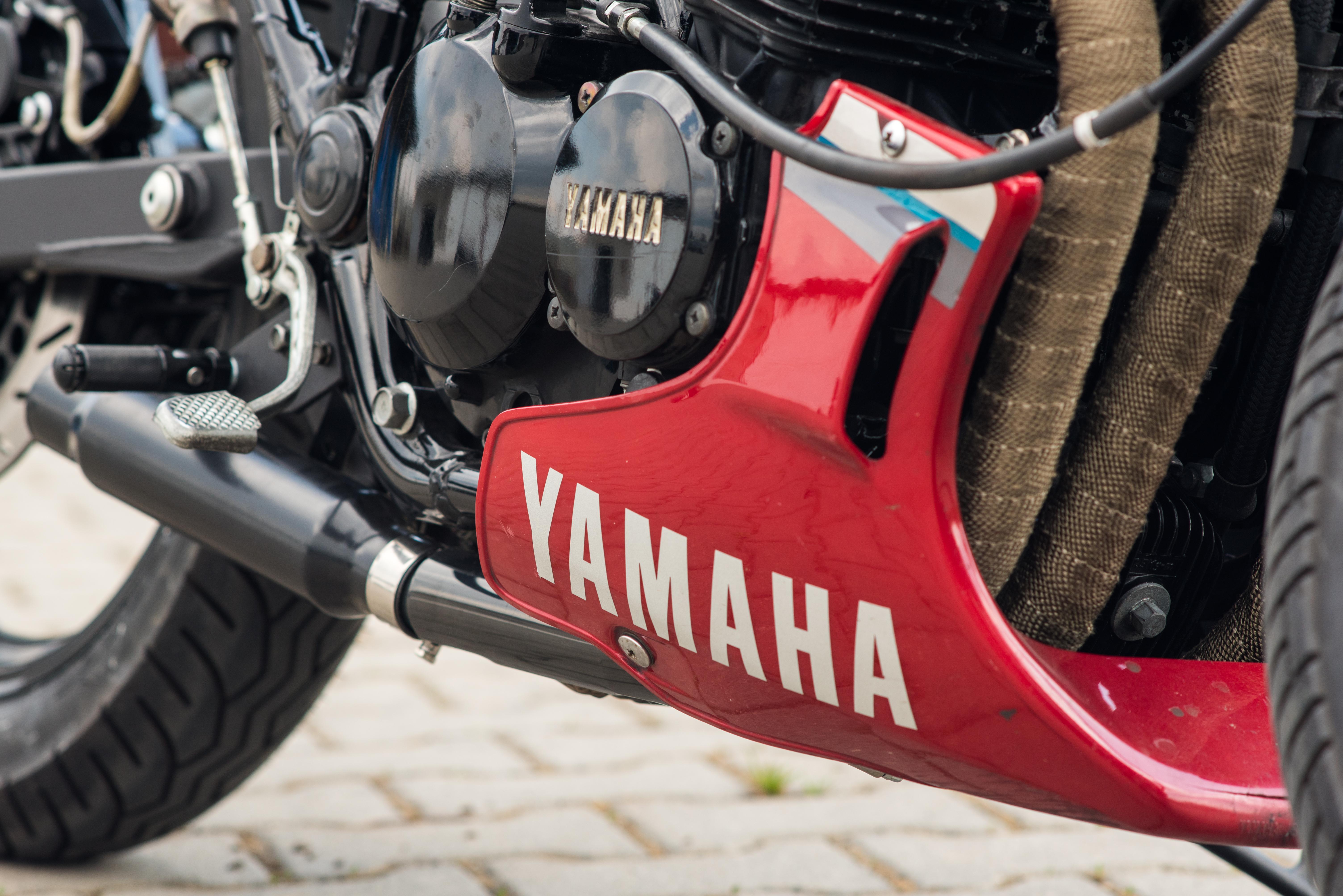 XJ600 yamaha